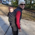 Review: The Peekaru Fleece Baby Carrier Cover