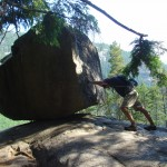 Sentimental Snapshots: Roll Your Own (Boulders)