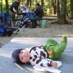 Creating a Cragbaby: Camping with Infants Under One is Fun!