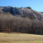 A Slab-tastic Thanksgiving at Stone Mountain