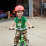 Toddlers and Helmets – From Bike to Crag…