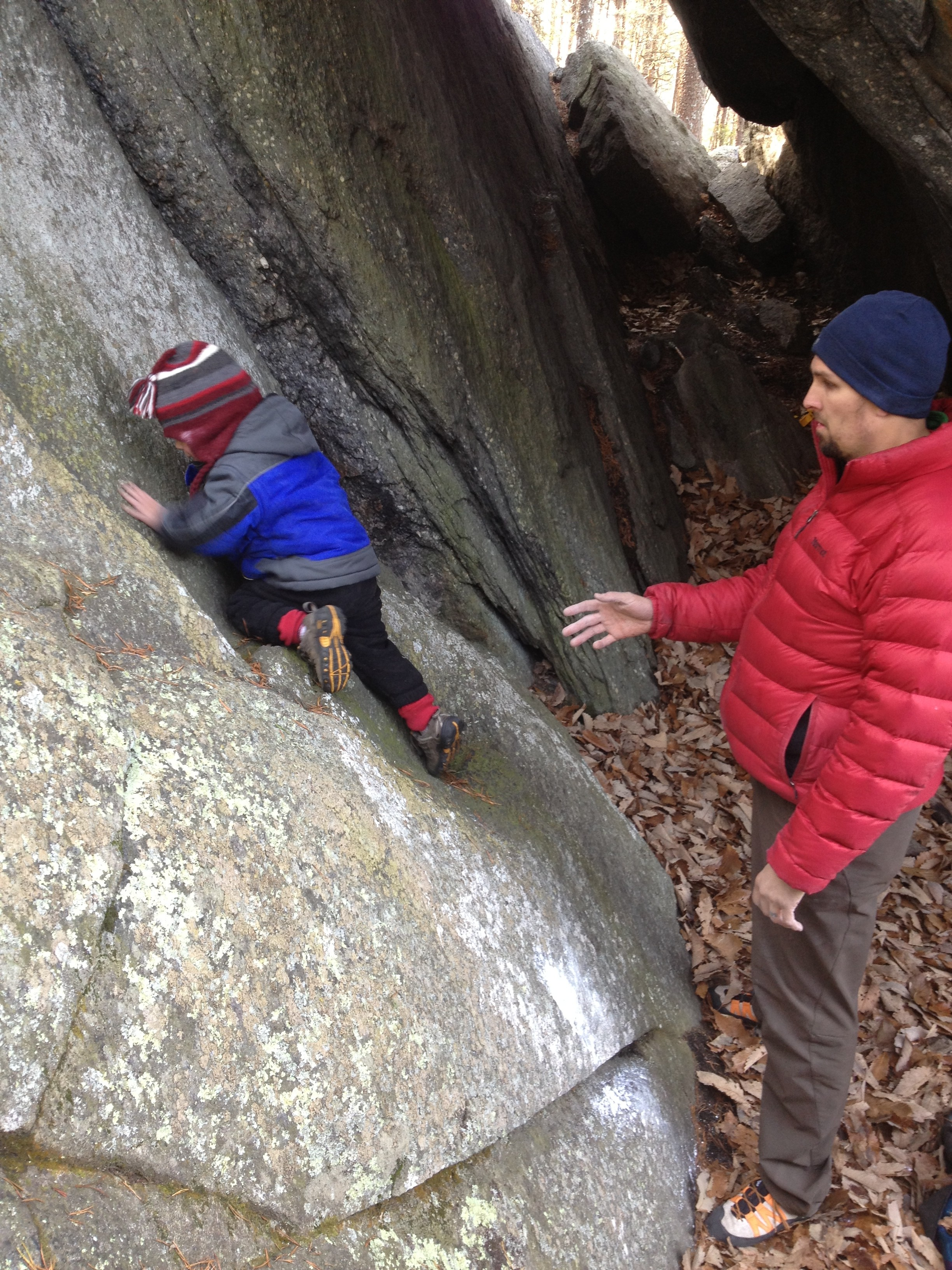 Cragbaby's turn to get his slab skills on at Dixon.