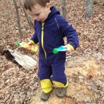 Good Eats for Toddlers at the Crag