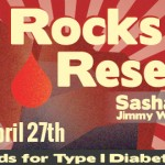 Rocks For Research – An Inner Peaks Fundraiser