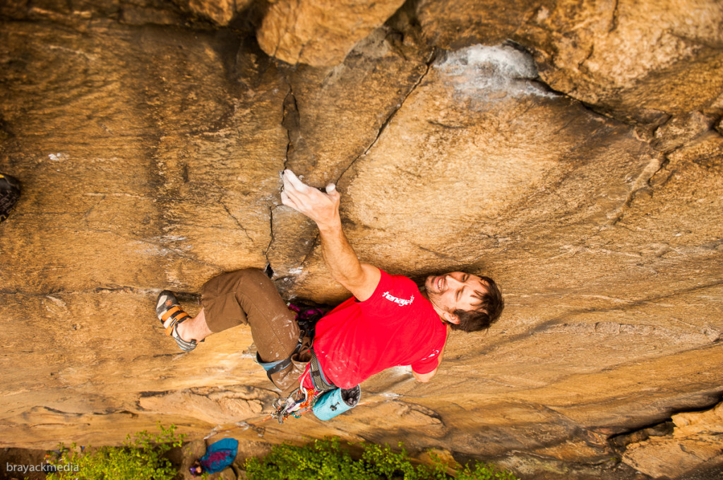 Dan dominating Leave it to Jesus (5.11c)