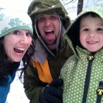 Ducksday Kids Outerwear: A Perfect Combo for Rain and Snow (and GIVEAWAY!)