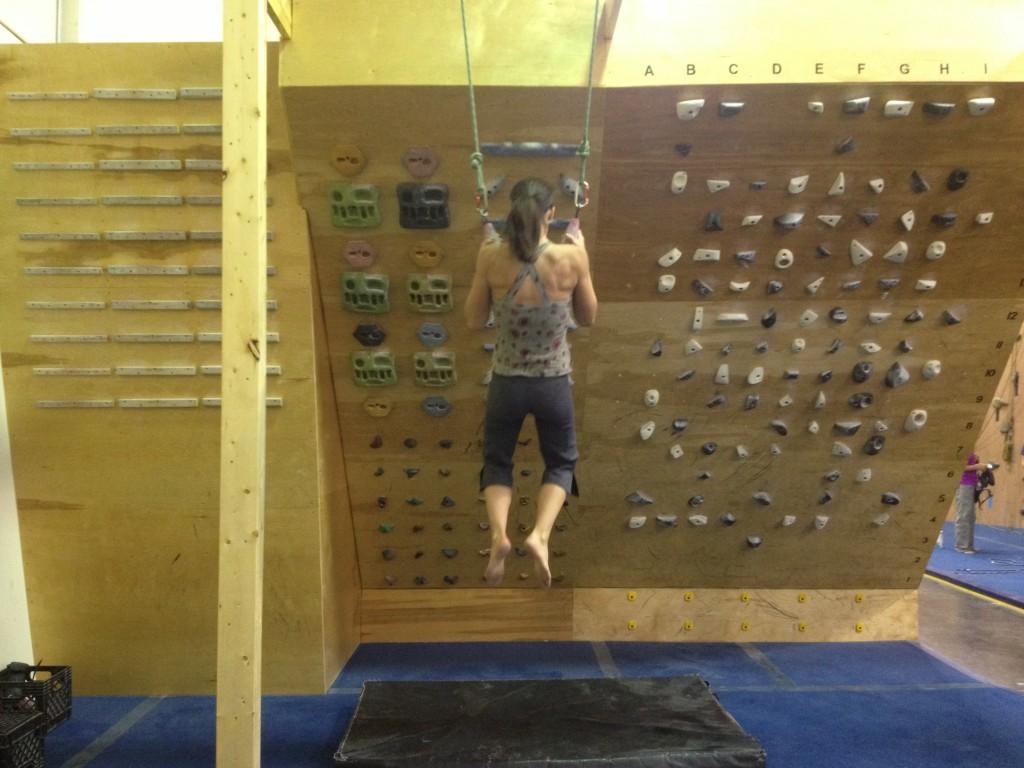 Inner Peaks Training area