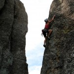 Life Lessons You Can Learn From a Rock Climber