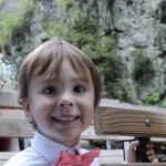 Crag-Kiddo's First Wedding (and Other Shenanigans at Natural Bridge, VA)