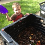 Why You Should Compost With Your Kids…
