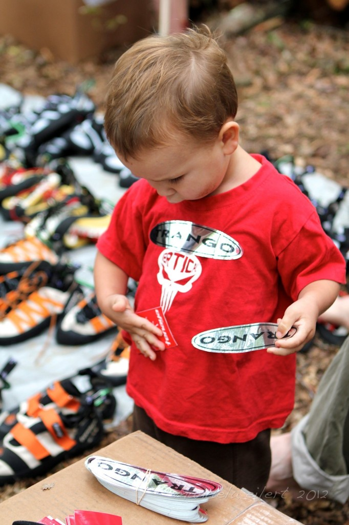 Brand loyalty starts early...
