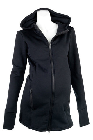 Lassen Jacket in Black
