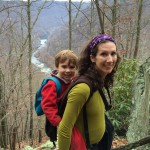 New River Gorge Climbing – 24 Weeks Pregnant
