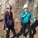 The Mountain Mama by Mad Rock: A Pregnancy Climbing Harness!
