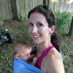 Review: Beachfront (and Poolside!) Babywearing