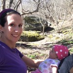 Grayson Highlands Bouldering and Baby Z's First Camp-Out
