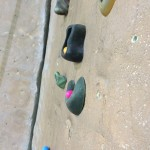 Easter Egg Huntin' at the Climbing Gym
