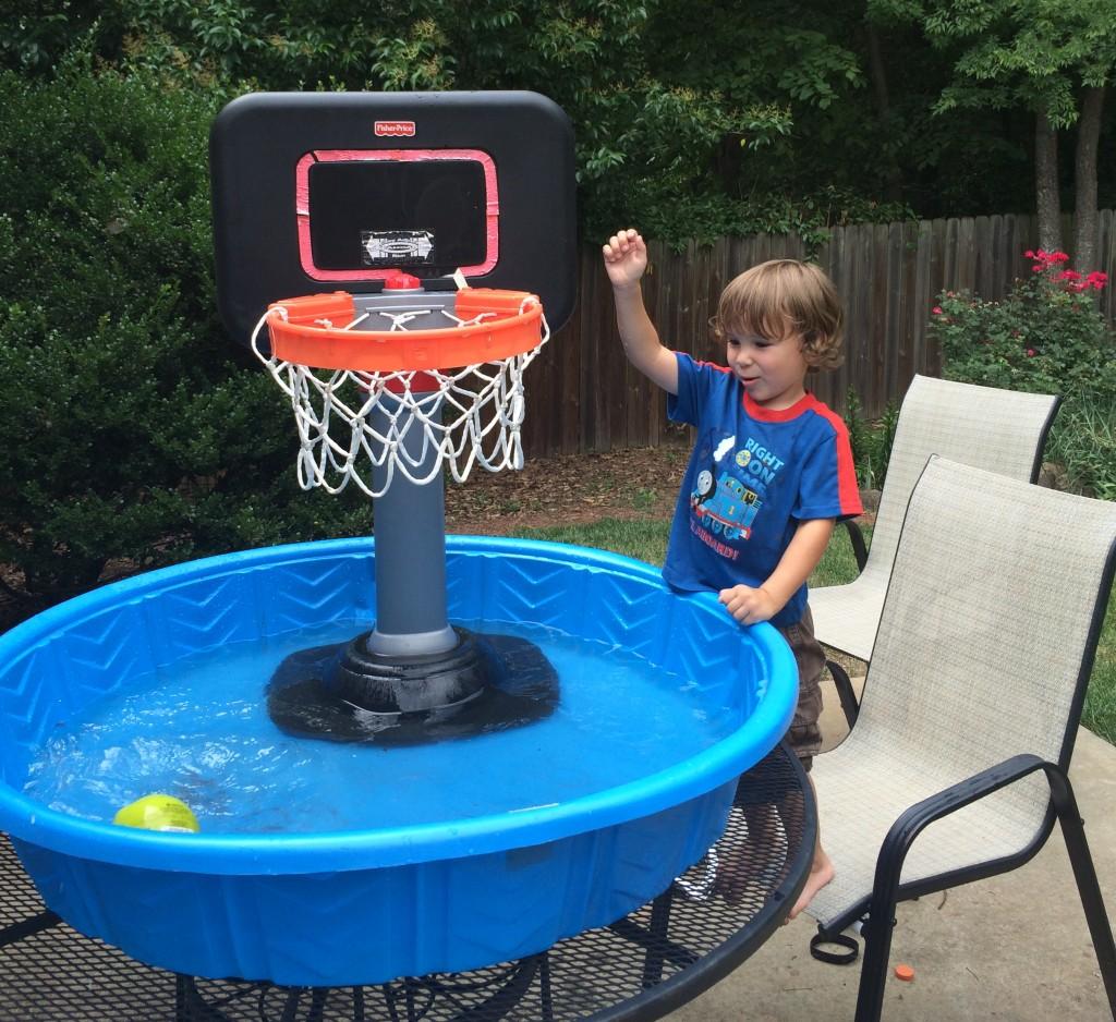 Splashketball, anyone?