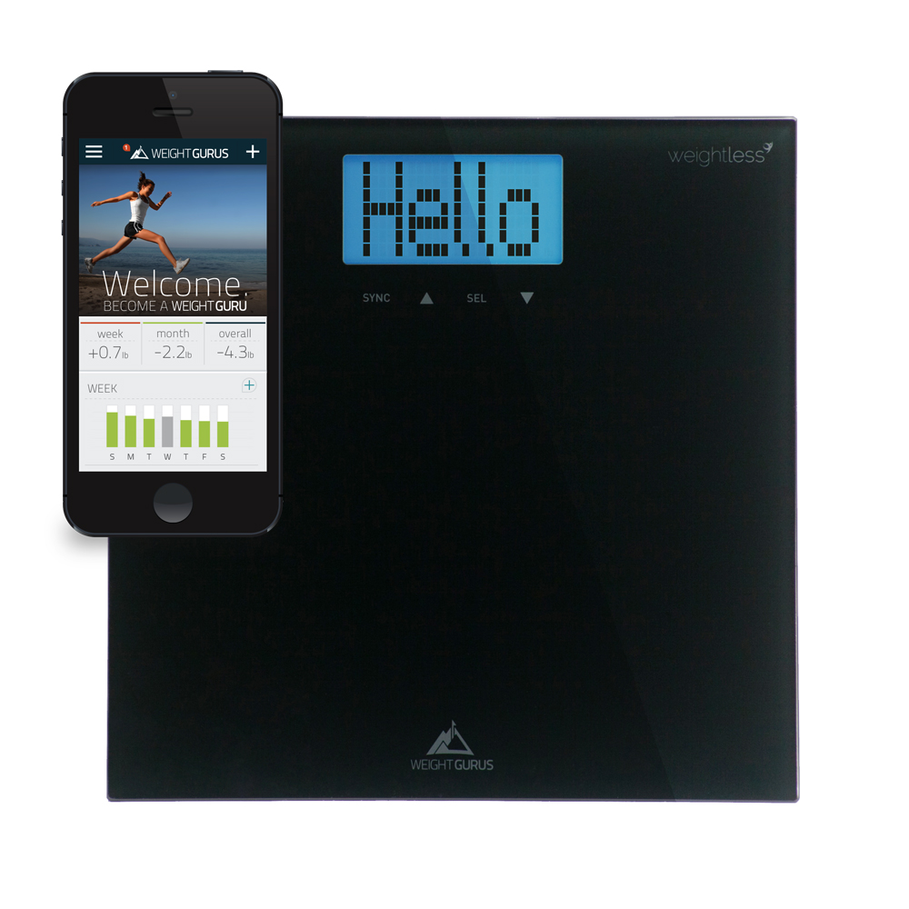 Weight Gurus Scale and App