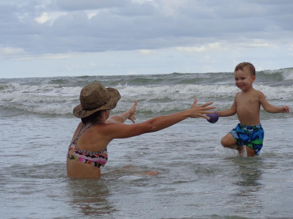 Throwback to beach trip 2012...
