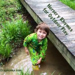 Nursery Rhymes for Outdoor Play