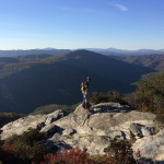 Adventures in the High Country…and First Postpartum 5.12!