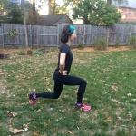 Backyard Workout Challenge
