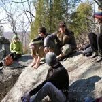 How to Keep Warm on Winter Climbing Days