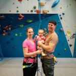 Climbing with a 5 month old (Reader Question from Megan D.)