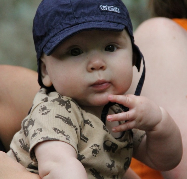Cragbaby #1 at the New River Gorge, WV
