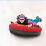 Snowtubing at Jonas Ridge