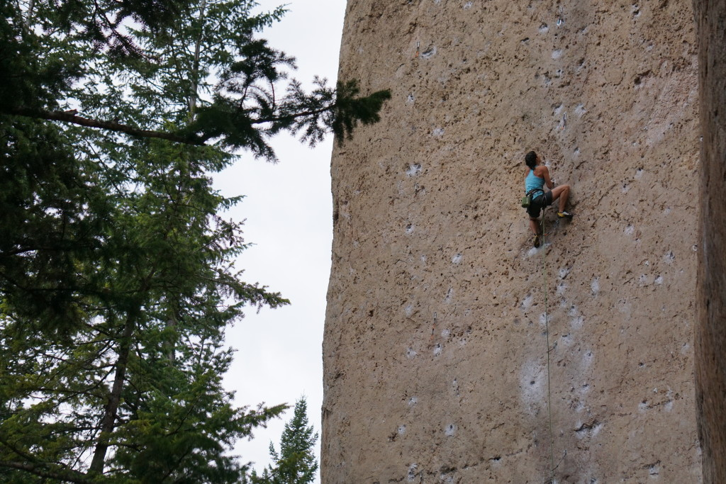 Trying hard not to punt off Great White Behemoth 12b
