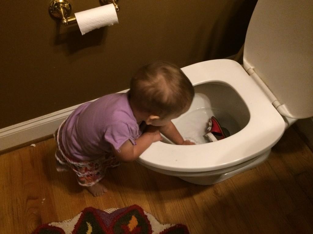 Her gear testing methods are a bit unorthodox.