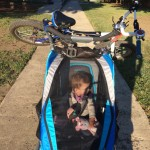 Kindergarten and Bike Commuting