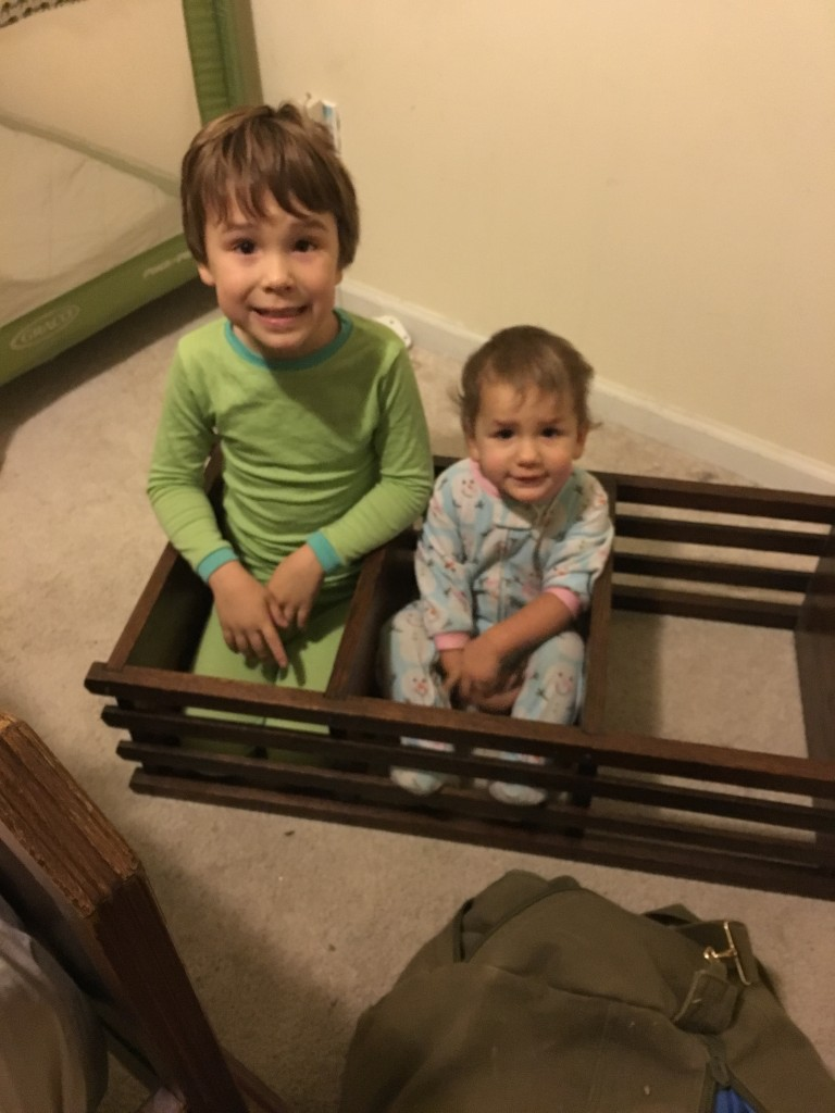 These guys are perpetually psyched...even at 6am on a Saturday morning.