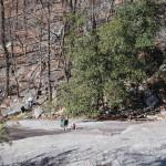Family Climbing: Big C's First Multi-pitch Adventure