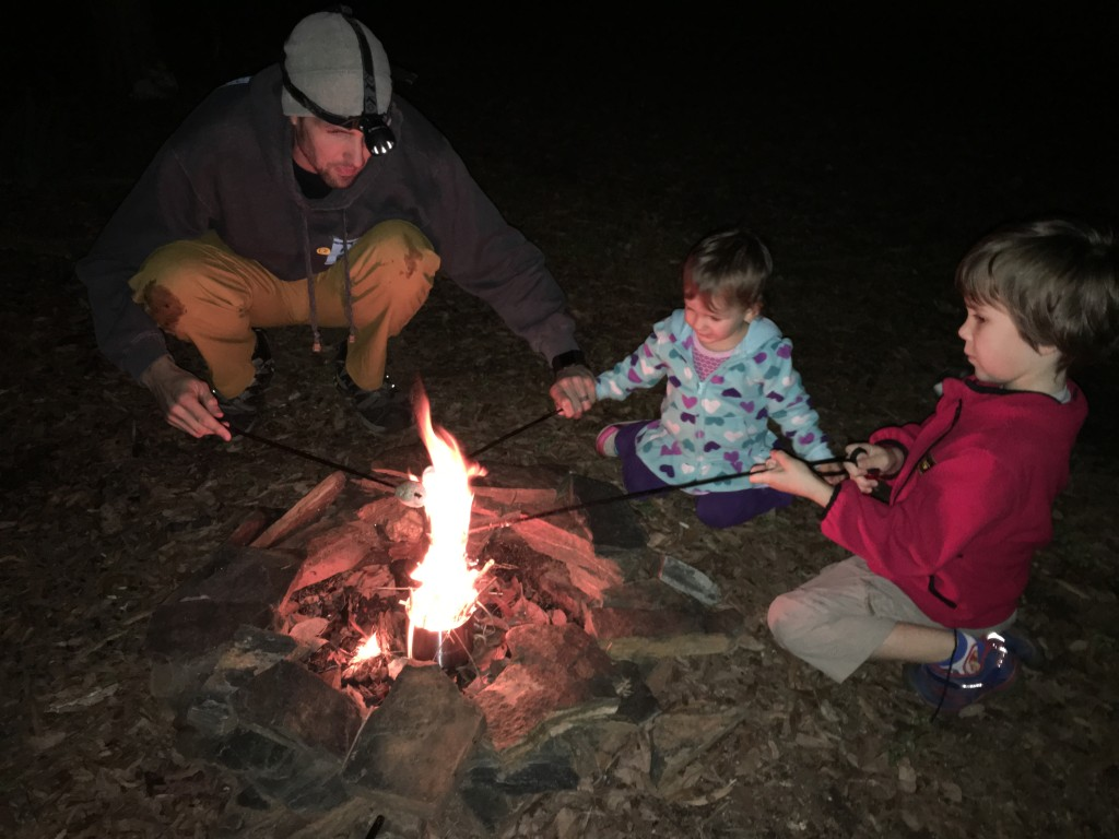 Making the Solo Stove a family endeavor