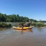 Mother's Day Kayaking Adventure