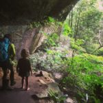 Rainy Red River Gorge Adventures…Round 2.
