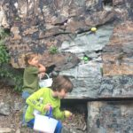 Easter Eggs, Climbing, and the Car Ride from Hell…